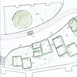 Renovering Af Arealet Ved årbykirkegård 2